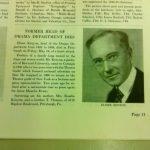 Elmer Kenyon, First Owner of 4116 Bigelow