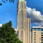 Cathedral of Learning.  Neighbor of SF Neighborhood.   Photo D Rogers