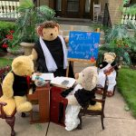 Teddy bear music - Daily feature to bring smile during Covid Pandemic. June 2020